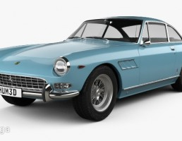 ماشین فراری 330 سال 1965