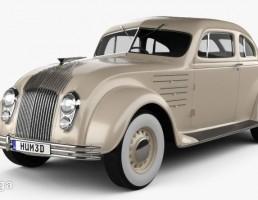 اتومبیل کرایسلر سال 1934