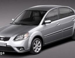 کیا مدل Rio Sedan سال 2010