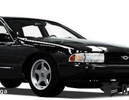 شورلت ایمپالا مدل SS سال 1996