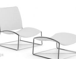 صندلی + میز عسلی