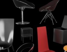 انواع صندلی مدرن