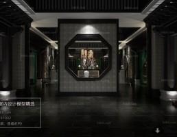 سالن پذیرش سبک چینی 5