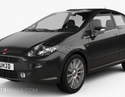 ماشین Fiat Punto سال 2010