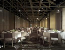 صحنه داخلی سالن غذاخوری