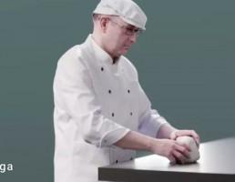 کاراکتر مرد آشپز