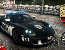 پورشه کارا مدل GT Cop