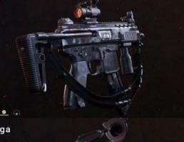 اسلحه جنگی UMP 9