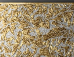 تابلو دیواری طلایی