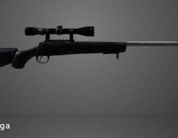 تفنگ تیرانداز از خفا