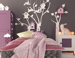 مدل ست دکوری اتاق کودک