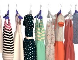 رگال لباس های بچگانه