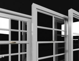 پنجره مدرن