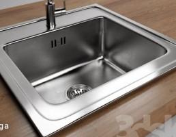 سینک ظرفشویی کلاسیک
