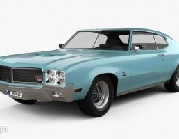 ماشین بیوک GS سال 1970