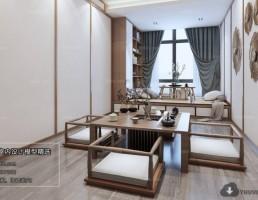 دکوراسیون خانه سبک ژاپنی