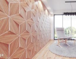 نمای داخلی اتاق مدرن