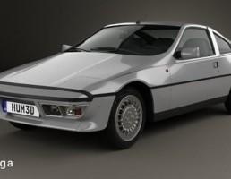 ماشین Talbot-Matra Murena 1981