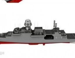 کشتی ناوچه ایی BAE T26