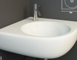 روشویی حمام + میکسر