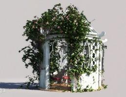 آلاچیق باغ